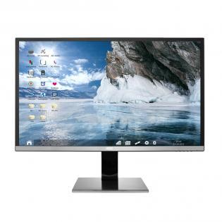 AOC Q3277PQU Monitor (32'' QHD AMVA, 300cd/?m², 3.000:1, 4ms, VGA + DVI + HDMI 2.0 + DP 1.2, 2x USB 3.0 + 2x USB 2.0, höhenverstellbar + Pivot + Swivel, 100% sRGB, EEK B) für 374€ [Redcoon]