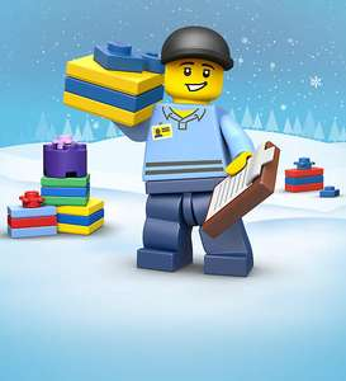 Verschenke 10x 5-Euro-Rabattcodes für den Lego-Onlineshop