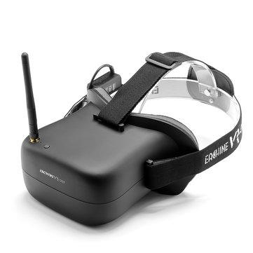 Eachine-VR-007 FPV Brille, perfekt für Einsteiger ! 54 % Rabatt !