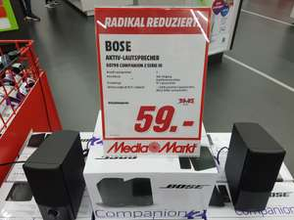 [MM Gießen] Bose Companion 2 Serie III