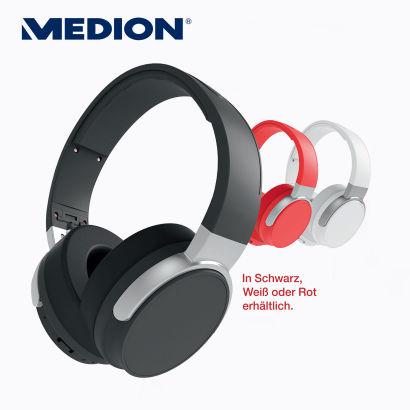 [Aldi Nord] Medion Life E62082 Bluetooth-Kopfhörer