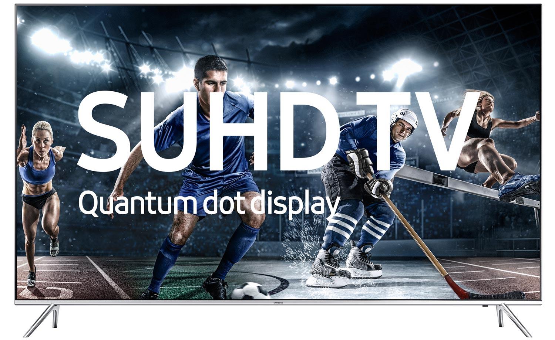 SAMSUNG UE49KS7090 LED TV (Flat, 49 Zoll, UHD 4K,10bit HDR, SUHD Ultra HD Premium) (Mediamarkt Nordhorn) Bundesweiter Versand möglich