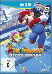 (Amazon Prime) Mario Tennis: Ultra Smash (Wii U) für 13,81