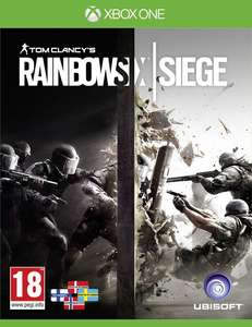 Tom Clancy's Rainbow Six: Siege – Art of Siege Edition (Xbox One) für 17,50€ Inkl. VSK (Coolshop)