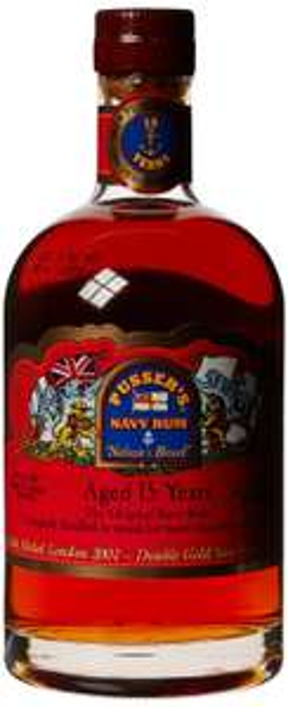 [Amazon Blitzangebot + Gutschein] Pusser's British Navy Nelson's Blood 15 Jahre Rum (1 x 0.7 l)