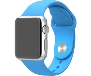 Apple Watch Sport Armband 38mm blau - Lieferung bis Weihnachten [cyberport-ebay]