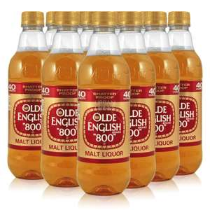 Olde English 800 12x40oz. (12x1,183L) (5,9% Vol.)
