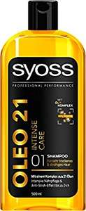 Syoss Shampoo Oleo 21 Intense Care, 3er Pack (Amazon Plus Produkt) und viele andere!