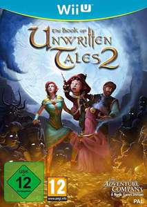 The Book of Unwritten Tales 2 (Wii U) im Nintendo Eshop