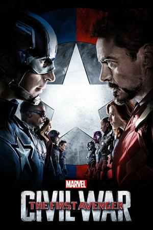 [Videociety] The First Avenger - Civil War für 1€ zum leihen