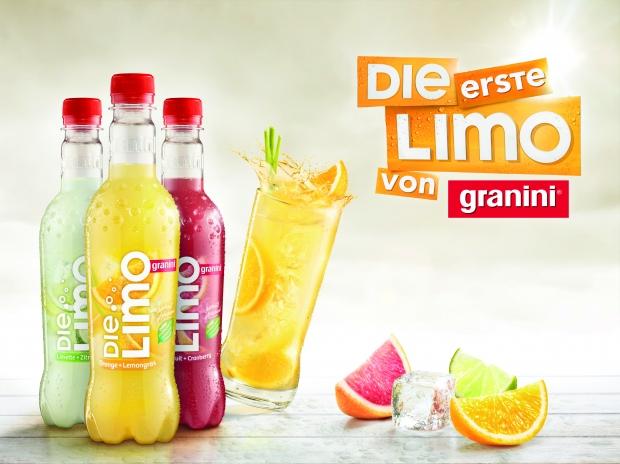 Granini die Limo 1l Flasche bei Kaufland