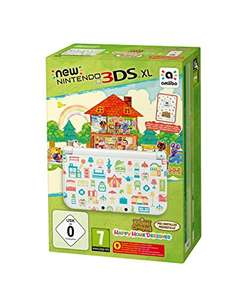 [Amazon] New Nintendo 3DS XL + Animal Crossing: Happy Home Designer