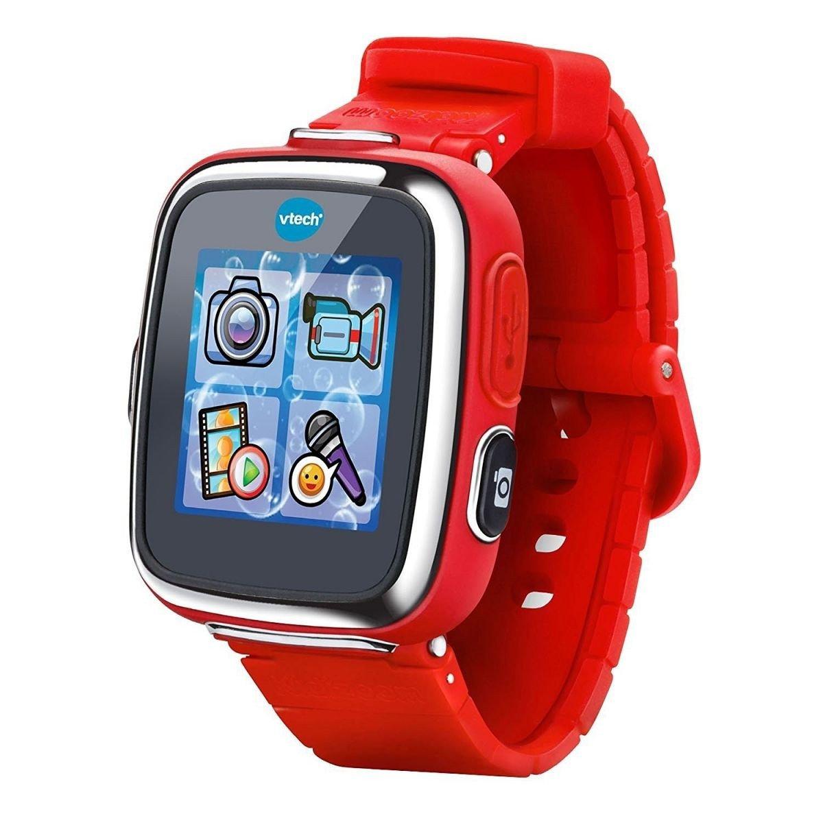 VTech Kidizoom Smart Watch 2 Uhr Armbanduhr für Kinder in rot für 40,98 inkl Versand