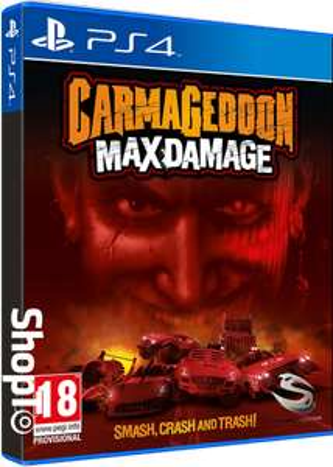 Carmageddon Max Damage Ps4 und XBox