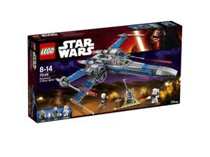 LEGO® Resistance X-Wing Fighter