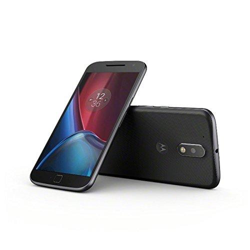 Lenovo Moto G4 Plus LTE + Dual-SIM (5,5 FHD IPS, Snapdragon 617, 2GB RAM, 16GB eMMC, 16MP Kamera, 3000mAh mit Quickcharge, Android 6 für 201,43?€ (Amazon.es)