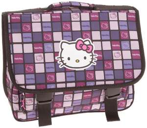[Amazon Prime] Hello Kitty School Bag, 38 cm, violett , Hof 23013 für 7,30€