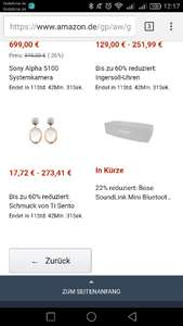 Bose Soundlink Mini 2 bei Amazon.de
