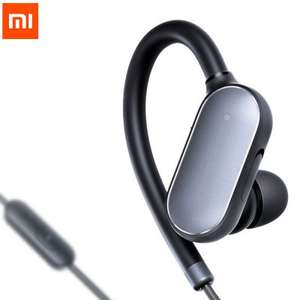 [GEARBEST] Flash Sale! Xiaomi Wireless Bluetooth 4.1 Music Sport Earbuds  -  Black