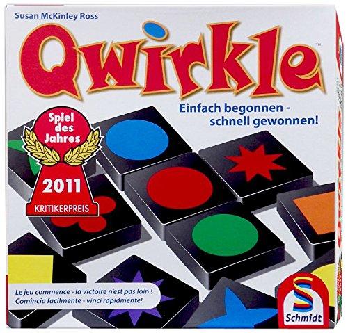 Qwirkle, Legespiel -Amazon-