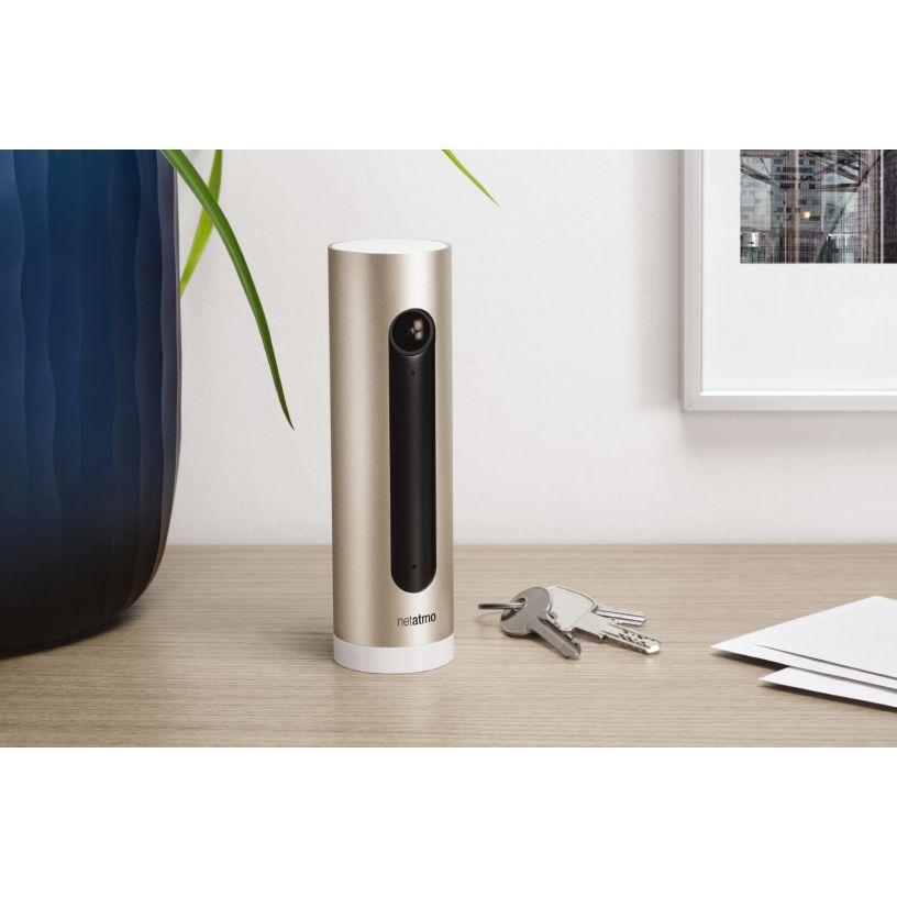 Netatmo Welcome Sicherheitskamera mit 32GB SanDisk Ultra für 129€ bei Cyberport
