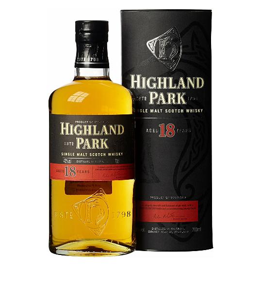 Amazon (Blitzdeal) Highland Park 18 Whisky für 69,99€