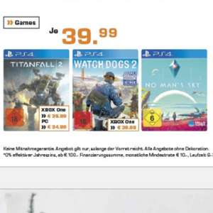 Watch Dogs 2 (PS4/XBO) für 39,99€ ab 17./18.12. [Saturn]