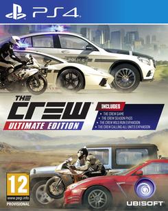 The Crew Ultimate Edition  für ps4 und one für 27 Euro!!