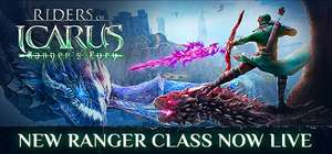 [STEAM] Riders of Icarus: Silver Laiku Mount (DLC) @Alienware Arena