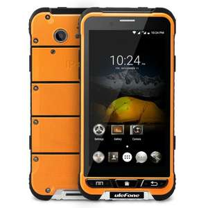 """[Gearbest - Flashsale] Ulefone Armor -> Outdoor Androide 4,7"""", 3/32GB, 5/13MP-Camera, IP68"""