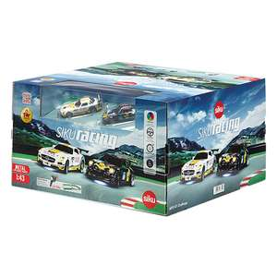 Hitmeister Autorennbahn Siku Racing GT Challenge für 222€ inklusive Versand