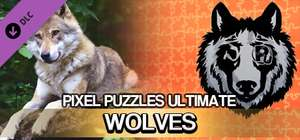 [Steam] Pixel Puzzles Ultimate - Puzzle Pack: Wolves