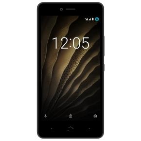 [Notebooksbilliger] BQ Aquaris U lite (Dual-SIM, 4G LTE, 16GB, 2GB RAM, Schwarz) für 123,99 €