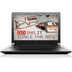 Lenovo B50-10 80QR0003GE Notebook N3540 Quad-Core HD matt ohne Windows