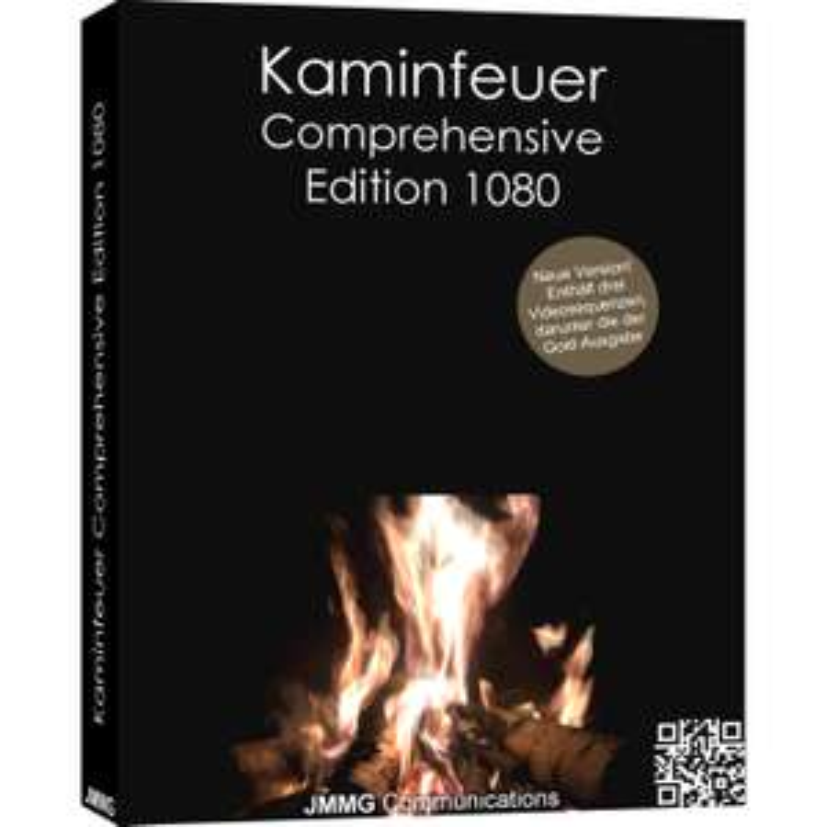 "Chip-Adventskalender:""Kaminfeuer 1080"""