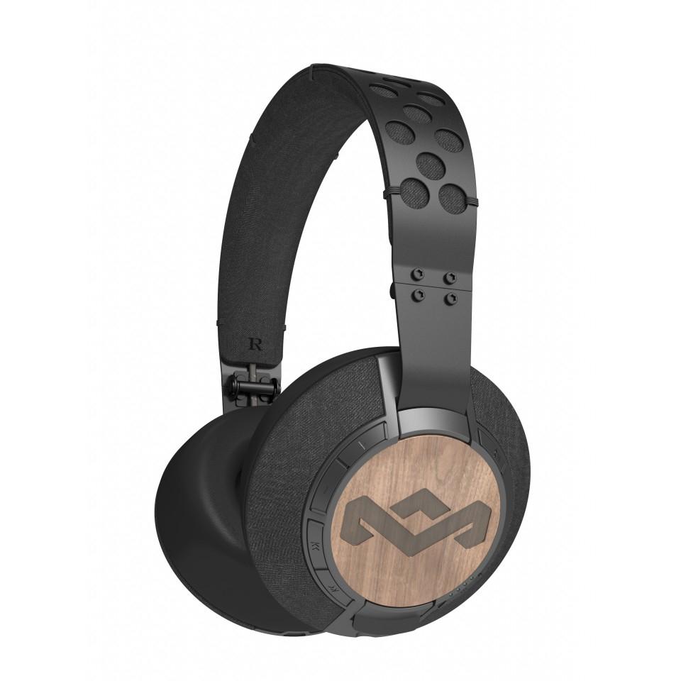 [WHD] House of Marley EM-FH041-MI Liberate XL Bluetooth Over-Ear Kopfhörer