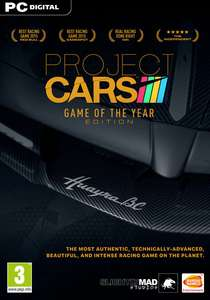 [Steam] Project Cars GOTY @ Gamesplanet