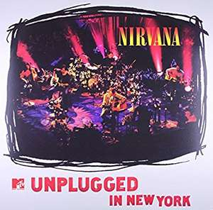 [PRIME] Nirvana - MTV Unplugged In New York [Vinyl LP]