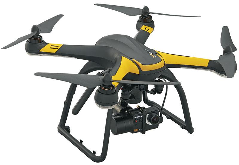 Hubsan X4 Pro (H109S) Deluxe FPV - RTF Quadrocopter
