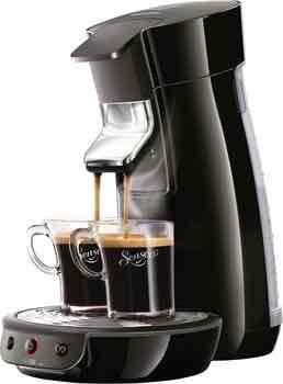 Philips 4.5 von 5 Sternen  130 Rezensionen Senseo HD7829/60 Viva Café Kaffeepadmaschine (Kaffee Boost Technologie) schwarz