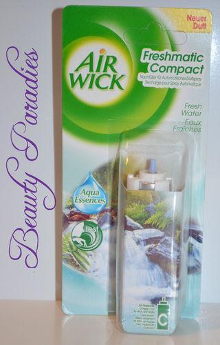 Airwick Fresh Matic Geruchs-Sensor Compact - Nachfüllpatronen - über 50 % Einsparung wer gerne Bastelt