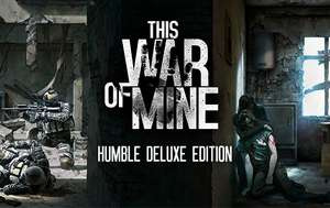 [DRMFree, Steam] This war of mine - Humble Deluxe (@humblebundle)