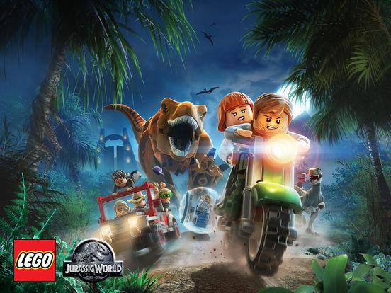 Lego Harry Potter: Jahre 1-4 und 5-7 & Lego: Jurassic World für jeweils 0,99€ [iTunes]