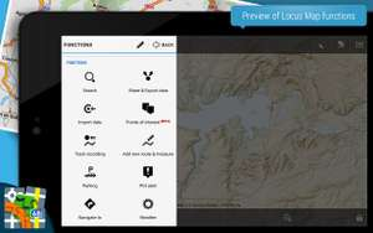 Locus Pro - 50% Play Store