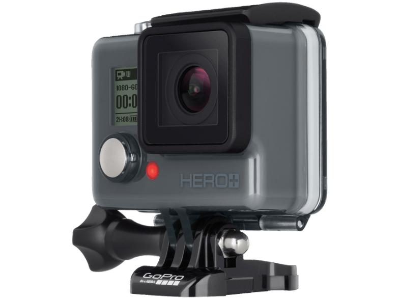 GoPro Hero+ Actioncam für 99€ versandkostenfrei [Saturn]