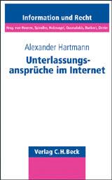 [ebook PDF] Unterlassungsansprüche im Internet: Störerhaftung für nutzergenerierte Inhalte
