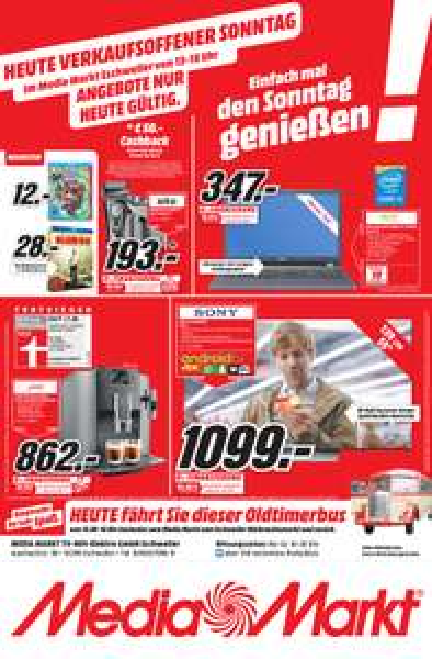 [Lokal @MM Eschweiler] Sony 55xd8505 4k UHD HDR TV am 18.12.2016