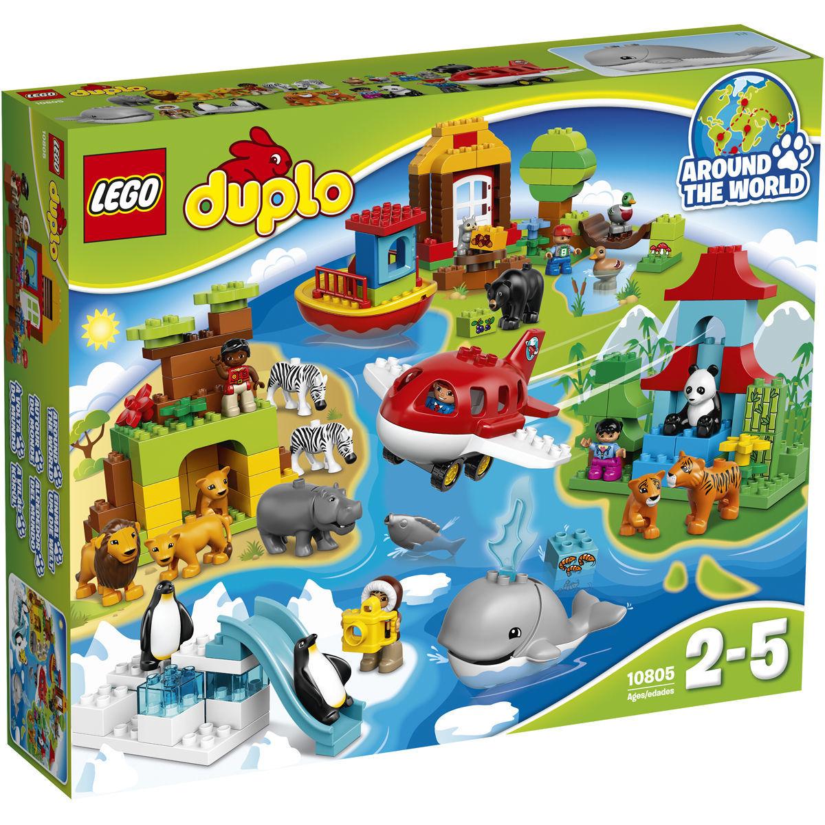 20% Rabatt auf Lego (+ weitere) bei [Karstadt] z.B. Duplo 10805 Einmal um die Welt für 55,99€ bei Abholung