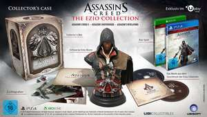 Assassin's Creed The Ezio Collection - Collector's Case (XBOX ONE & PS4) Uplay Shop - Normale Version 34,99€