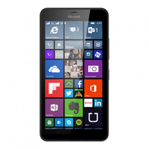 T-Online Shop Lumia 640XL schwarz Dual Sim